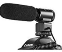 Professional audio microphone